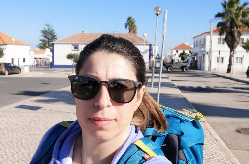 Caminhada em Porto Covo